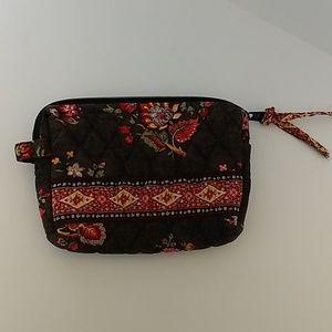 Vera Bradley Lined Cosmetic Bag